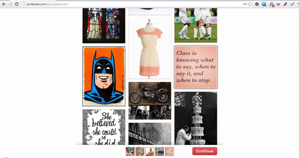 Pinterest How To Make A Pinboard Step 4
