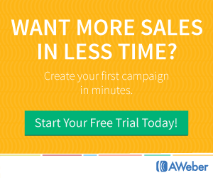 AWeber email Service