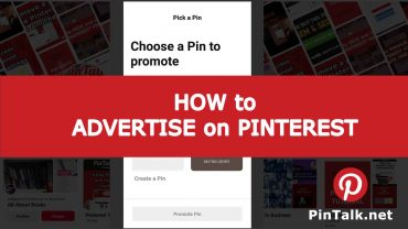 Advertise on Pinterest