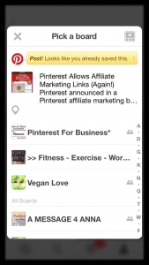 Already-pinned-Pinterest-Pin-iOS-app