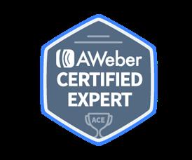 Aweber--Badge