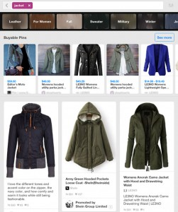 Buyable Pin Pinterest tutorial