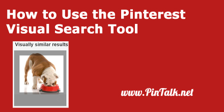 How to Use the Pinterest Visual Search Tool 440