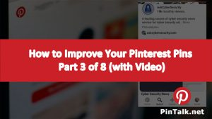 Best Pinterest PIN Setup Pintalk