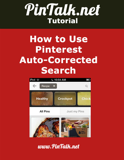 Pinterest- Auto-Corrected-Search-pinterest