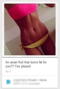 Pinterest-spam