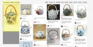 Pinterest visual search tool similar pins