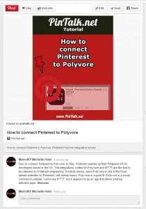 Title Pinterest pin-pintalk