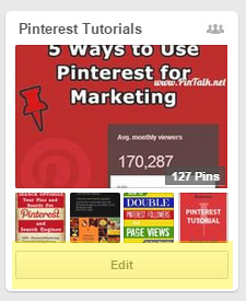 pinterest change board cover image